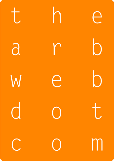 The Arb Web